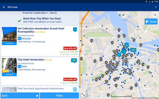 Booking.com Travel Deals screenshot 11