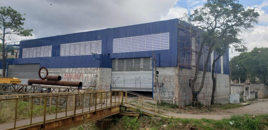 Galpão Jardim Stetel Santo André