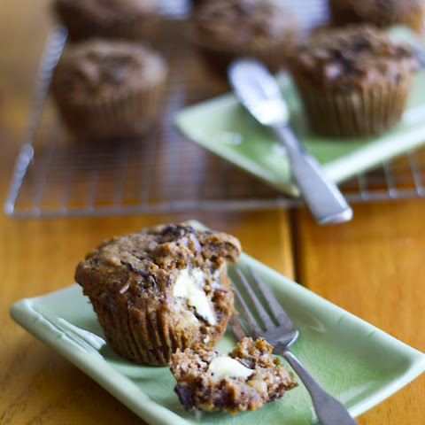 Delish Date Nut Muffins