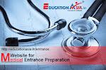 Website for Medical Entrance Preparation