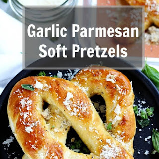 Garlic Parmesan Pretzel Recipes