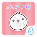 Lazy Day CM Locker Theme APK for Bluestacks