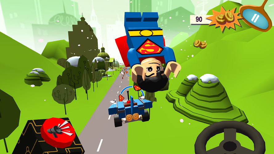 LEGO® DC Mighty Micros Android App Screenshot
