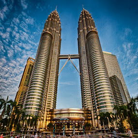 Twin Tower of KLCC by Nassery Naz - Buildings & Architecture Office Buildings & Hotels