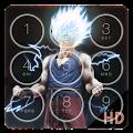 App Super Goku Lock Screen APK for Kindle