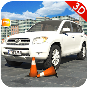 Download Classic Car Parking 3D Simulation For PC Windows and Mac
