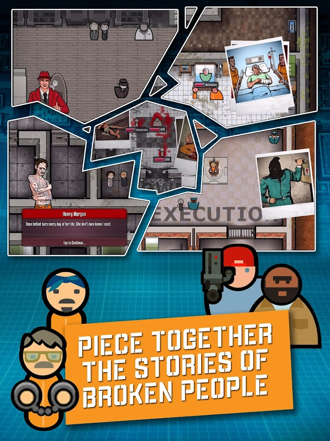 Prison Architect: Mobile Screenshot 1