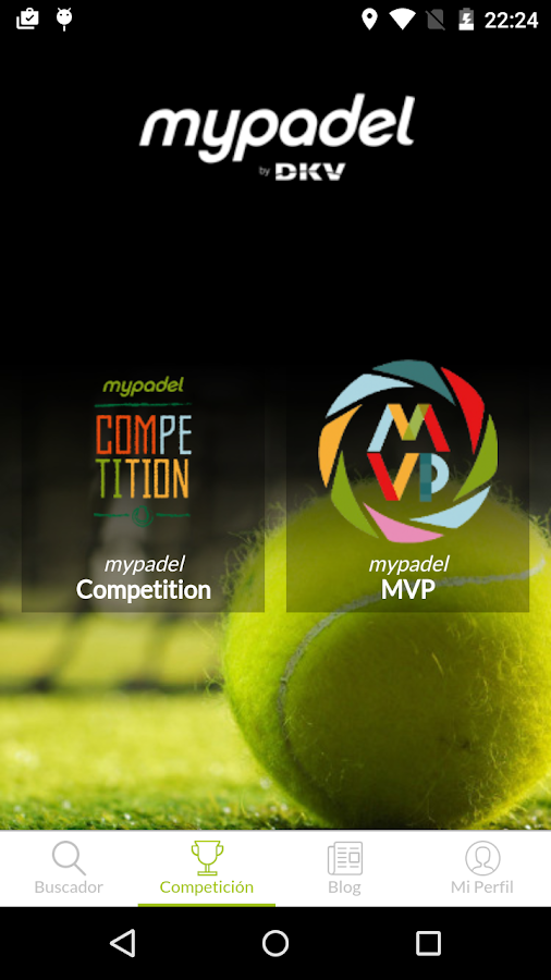 mypadel Screenshot 3