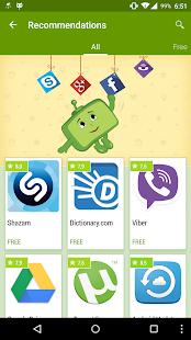 APK App Droid Informer for iOS