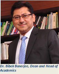 Interview with Dr. Bibek Banerjee – Dean, BRIDGE School of Management