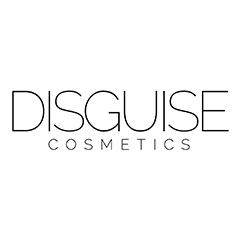 Disguise Cosmetics, ,  logo