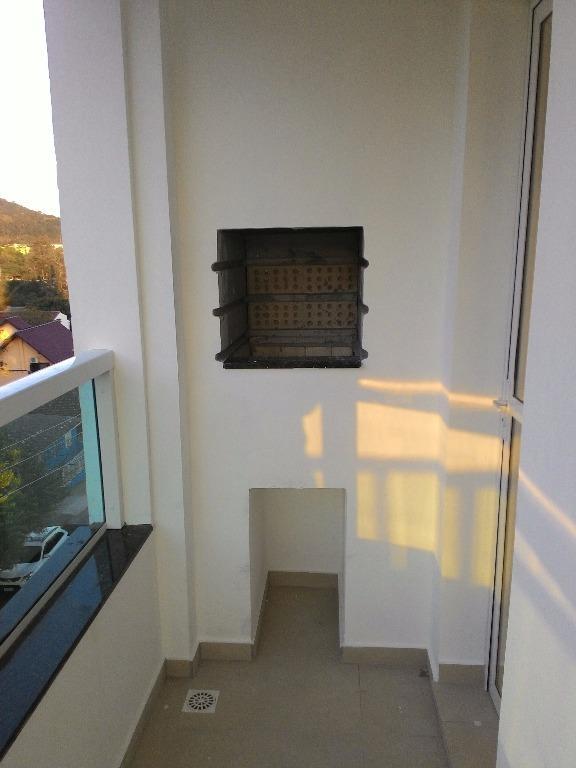 Apartamento de 2 dormitórios à venda em Nonoai, Santa Maria - RS
