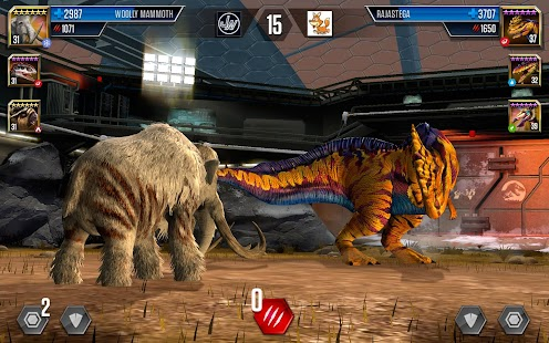 Jurassic World™: The Game APK for Kindle Fire