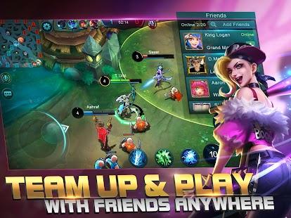 Free Download Mobile Legends: Bang bang APK for Blackberry