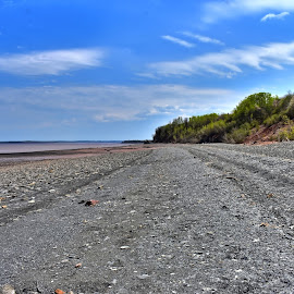 by John Geddes - Landscapes Beaches