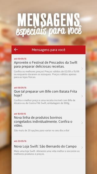 Swift Mercado da Carne Screenshot 1