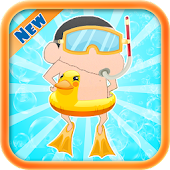 Shin Beach Run APK for Bluestacks