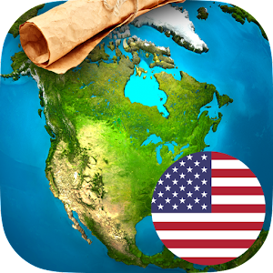 GeoExpert - USA Geography APK Cracked Download