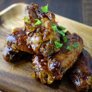 Hoisin Chili Chicken Wings Recipes