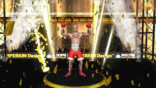 Boxing - Road To Champion Pro - screenshot