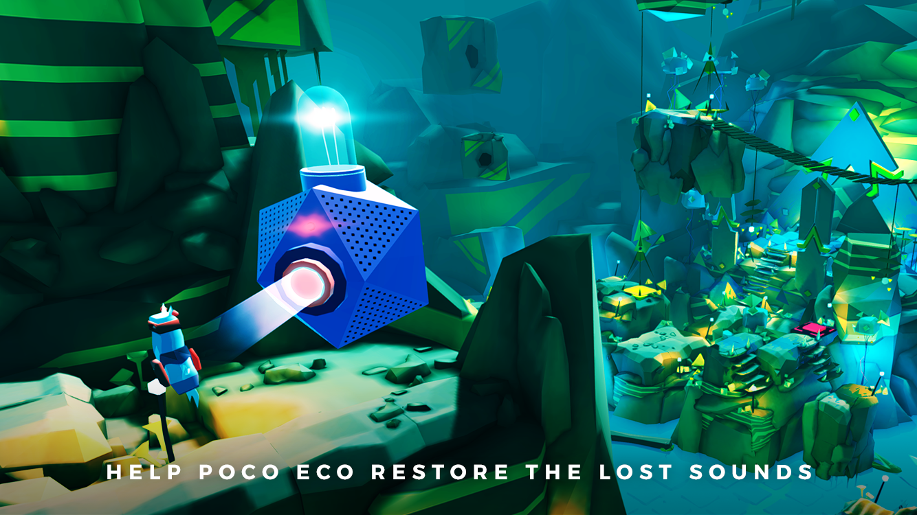 Adventures of Poco Eco Screenshot 1
