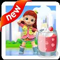 Ice! Rainbow Ruby Juice Maker