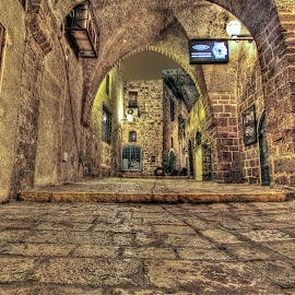 Jaffa by Dong Leoj - City,  Street & Park  Historic Districts ( street&park, neighborhoods, city )