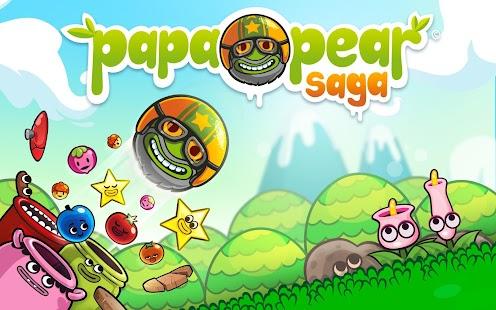 Free Download Papa Pear Saga APK for Samsung