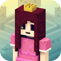 Princess World: Craft & Build For PC (Windows And Mac)