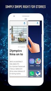 News Home - Breaking News & Custom Topic Launcher for pc
