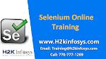 Selenium Online Training Course in USA
