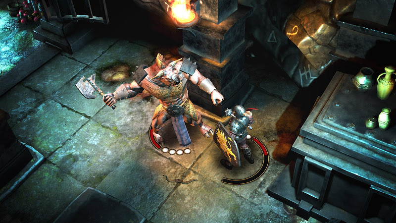 Warhammer Quest 2: The End Times Screenshot 1