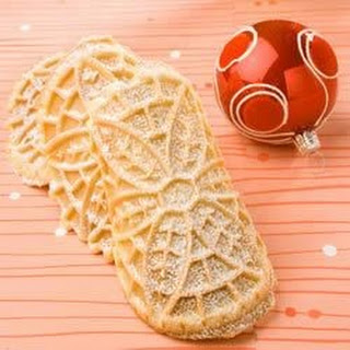 Anise Flavored Pizzelles Recipes