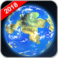 Earth Map Live GPS: Speedometer & Navigation