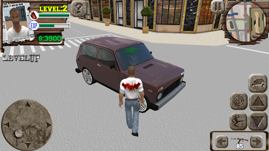 Game Russian Crime Simulator 2 apk for kindle fire