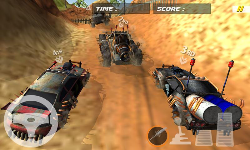 Buggy Car Race: Death Racing Screenshot 3