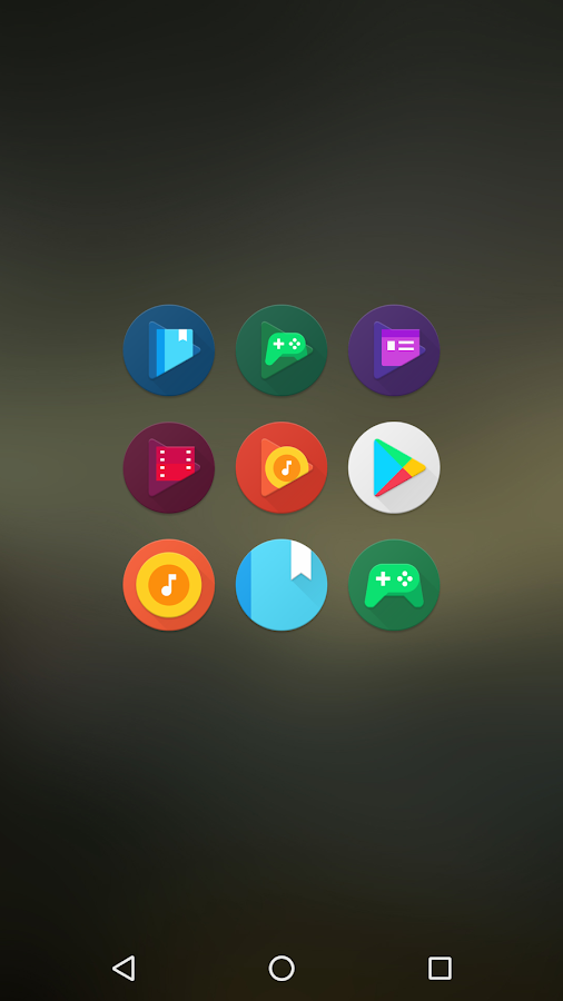 Dives - Icon Pack Screenshot 10
