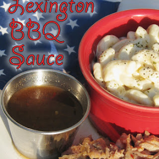 Lexington BBQ Sauce