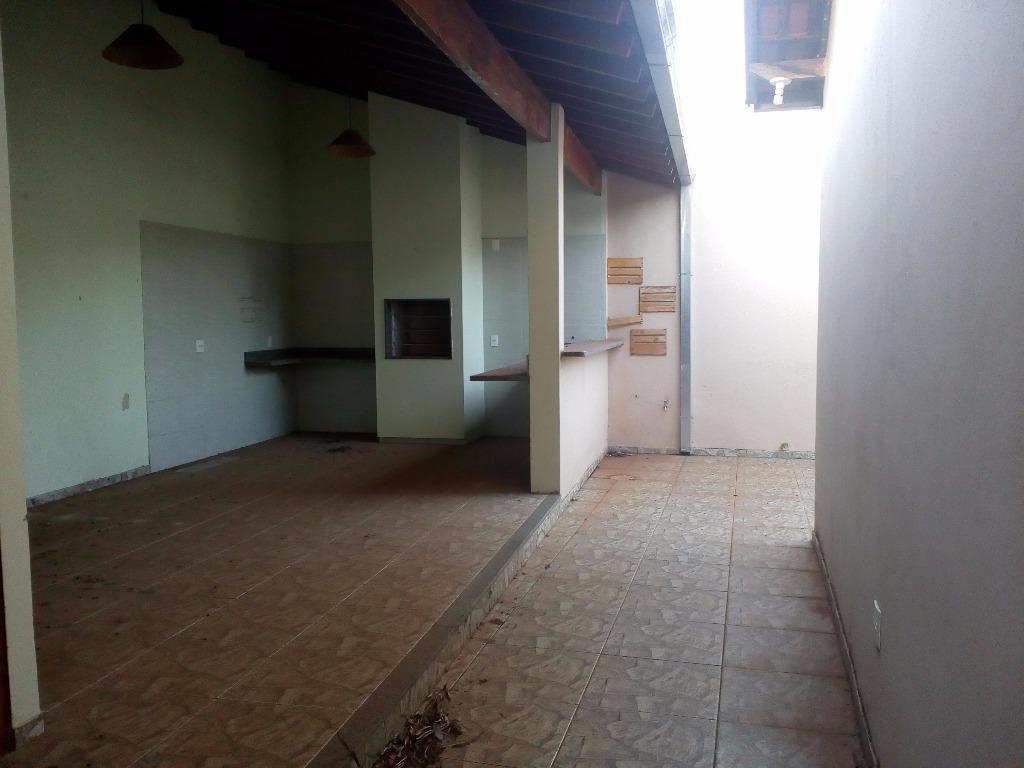 Casa residencial à venda, Grande Horizonte, Uberaba - CA0913.