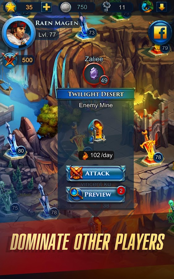 Defenders 2: Tower Defense CCG Screenshot 15