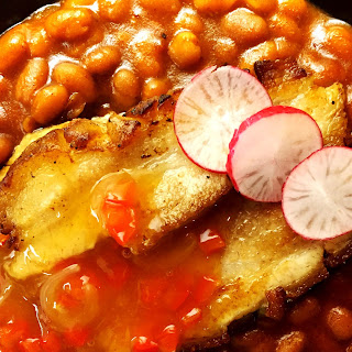 Confit Pork Belly & Beans