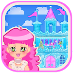 Ice Castle Princess Doll House 1.1 Apk