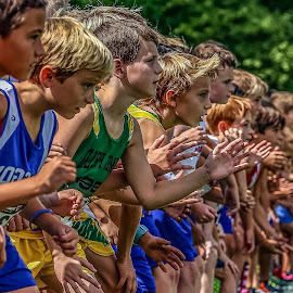 On Your Marks... by Adam Snyder - Sports & Fitness Running