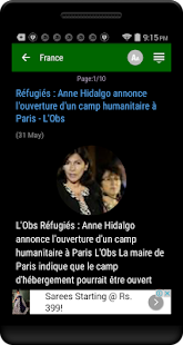 France Actualités HD - screenshot