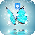 App AppLock Theme A Butterfly apk for kindle fire