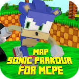 Map Sonic Parkour for MCPE file APK Free for PC, smart TV Download