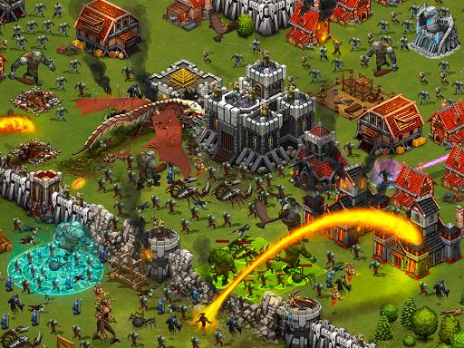 Throne Rush screenshot 10