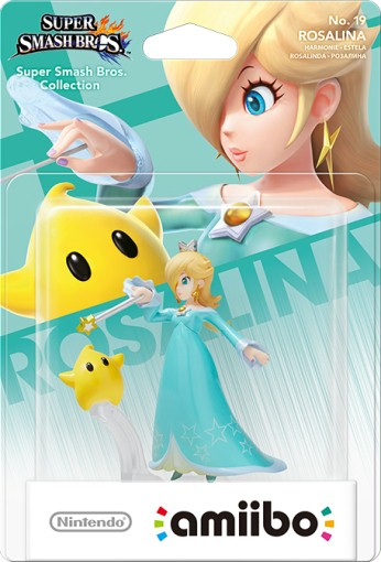 Rosalina packaged (thumbnail) - Super Smash Bros. series