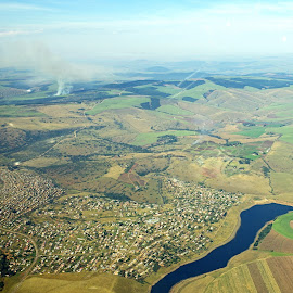 Aerial Shot over KZN by Ingrid Anderson-Riley - Landscapes Travel