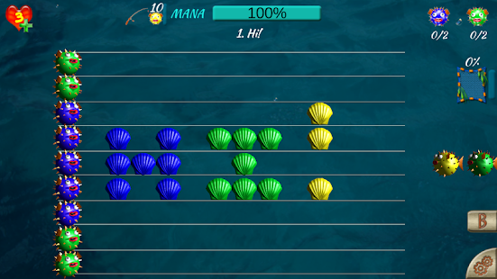 Bubble Shooter: Puffers - screenshot